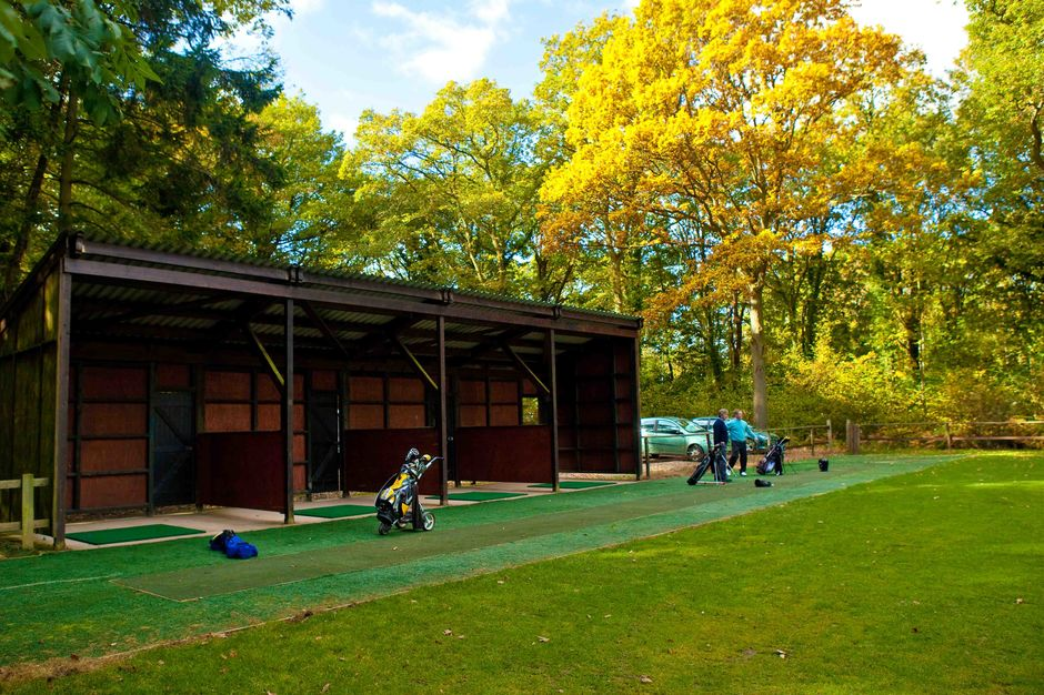Ross on Wye Golf Club Driving Range
