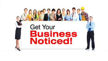 Advertise Your Business Here for just £95 + VAT